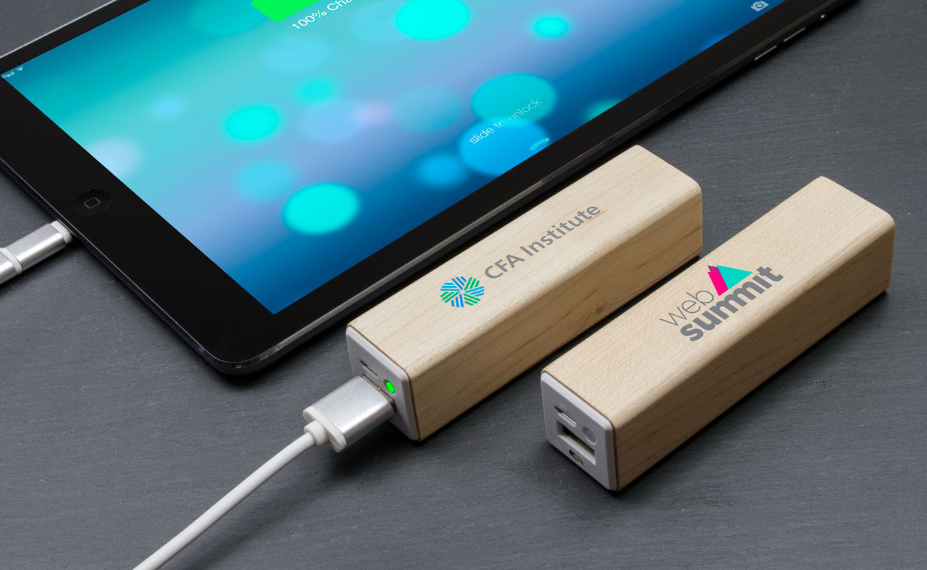 Maple - Promotional Power Banks