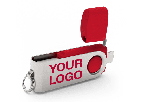 Twister Go - Branded USB Keys